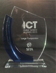 SITA ICT Innovation and Service Transformation Award Edit Microsystems