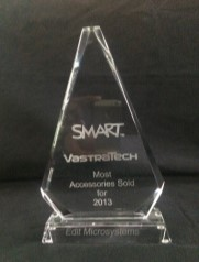 SMART Accessories Award 2013 Edit Microsystems
