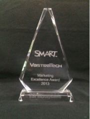 SMART Marketing Award 2013 Edit Microsystems