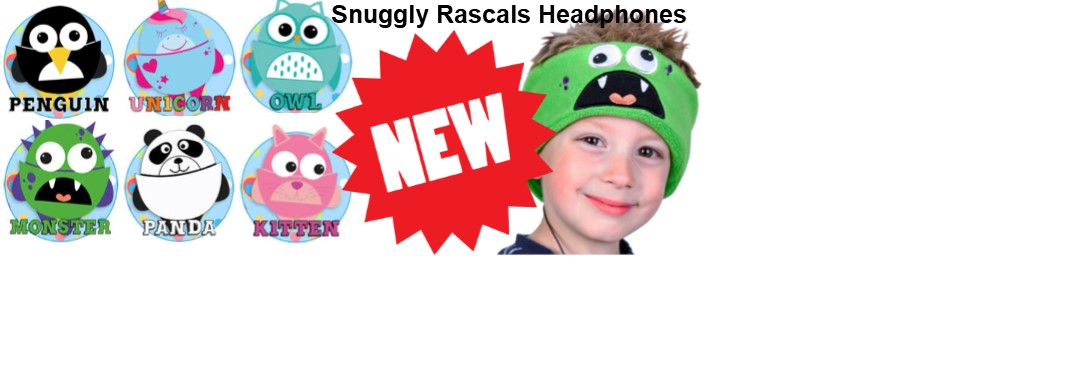 Snuggly Rascal Headset