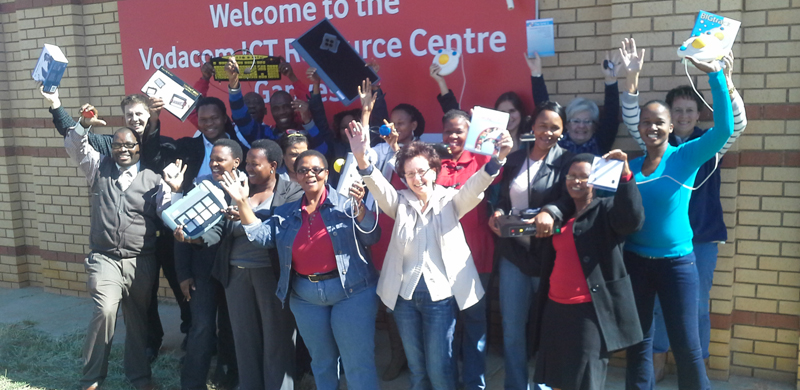 Vodacom ICT resource centre