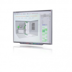 SMART Board 685ix2 interactive whiteboard by Edit Microsystems