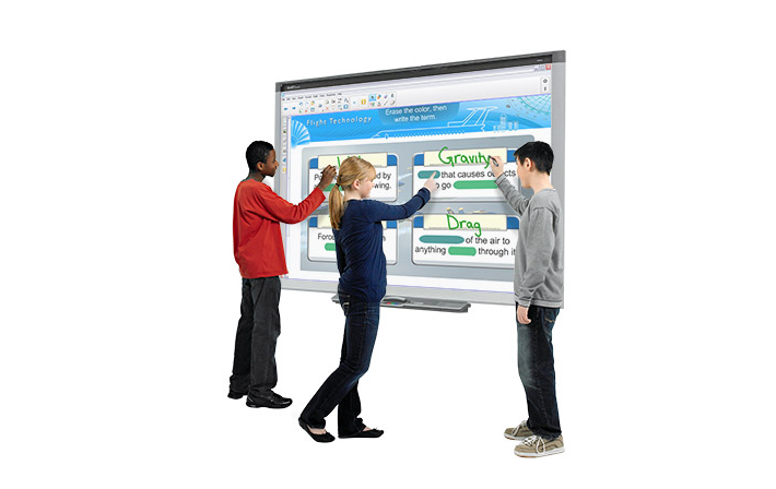 SMART Board M680V interactive whiteboard for education only