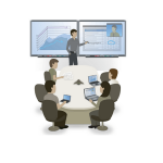 SMART Bridgit Conferencing software by Edit Microsystems