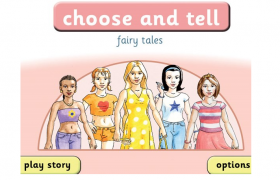 Choose and Tell- Fairy Tales