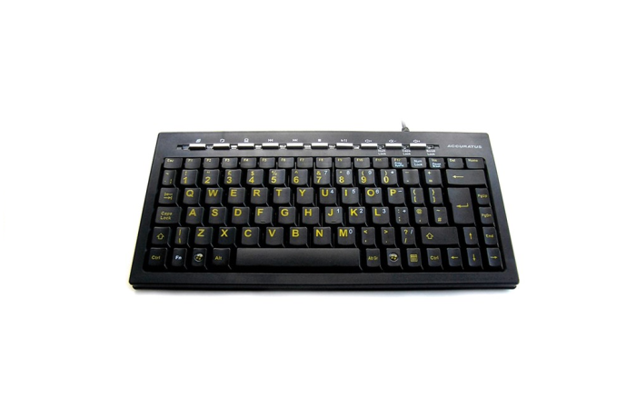 Mini HiVis Keyboard