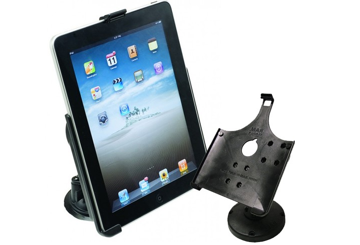 Table Top Suction Mount for iPad
