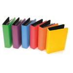 Rainbow Talking Photo Albums A5 set of 6 by Edit Microsystems