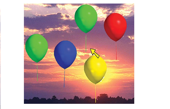 Touch Balloons