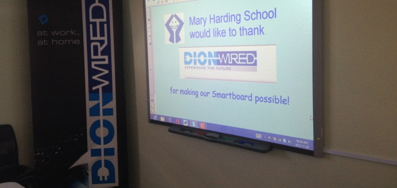 Dionwired launch Mary Harding