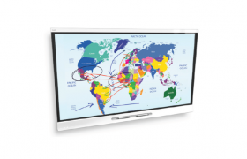 SMART Board 6065 Interactive Panel for Education only