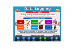 Data Logging & Control System