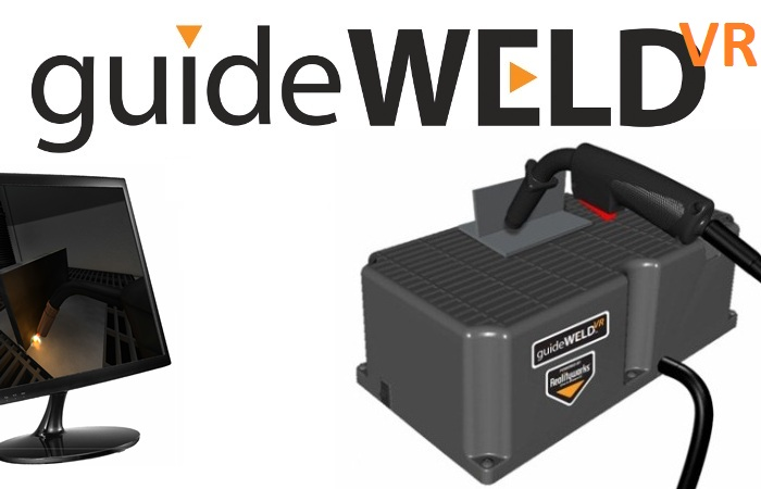GuideWELD VR – Welding Simulation