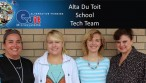 Alta du toit school team