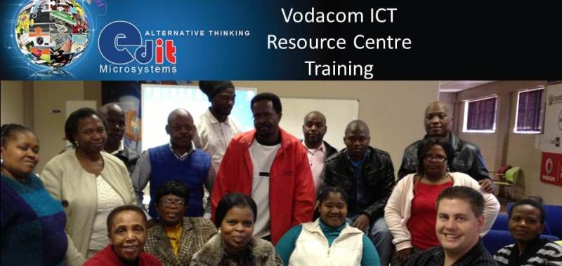 Vodacom Resource Centre