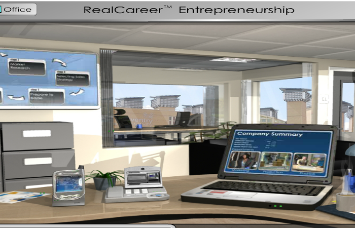 Business Education Simulations
