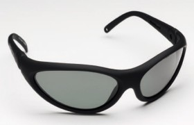 Deluxe Polarising Semi Wrap-Around Glasses