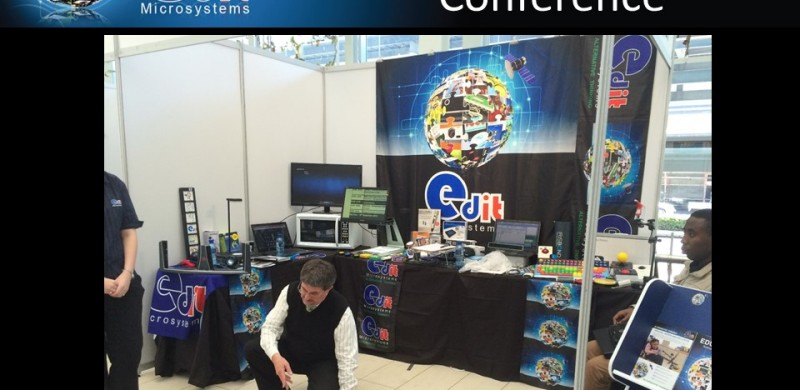Edit Microsystems demonstrates some assistive technology