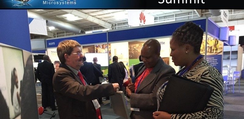 Edit Microsystems at the Gauteng e-Gov summit (3)