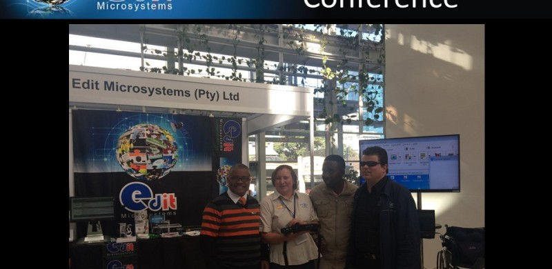 Edit Microsystems  met up with old friends at the Disability Lifestyle Conference