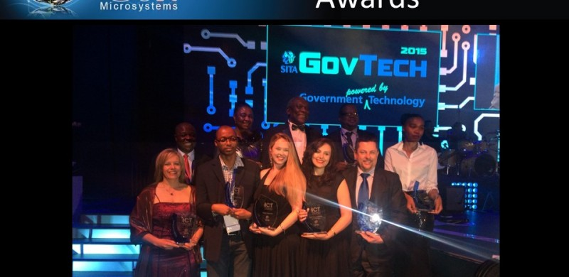 Edit Microsystems scooped a top GovTech award