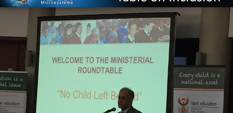 Edit Microsystems took part in a Ministerial Round - table on inclusion