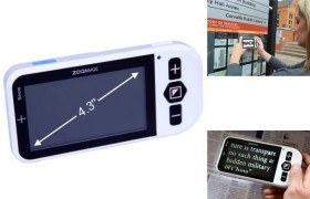 Snow Digital Magnifier