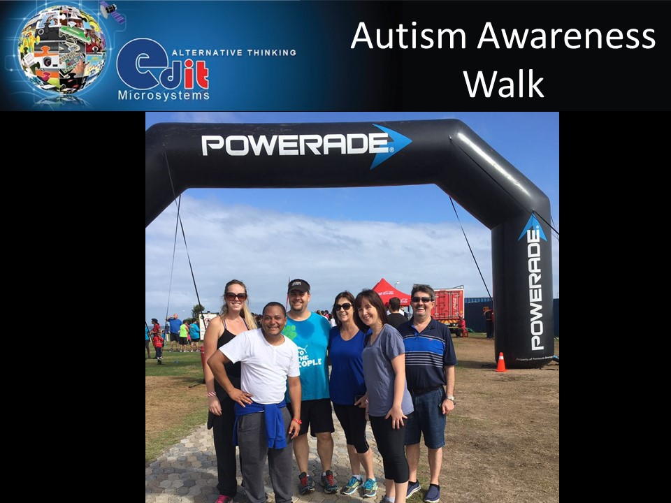 Autism Awareness Walk 2
