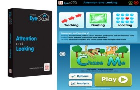 Eye Gaze: Attention and Looking Software