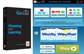 Eye Gaze: Choosing and Learning Software