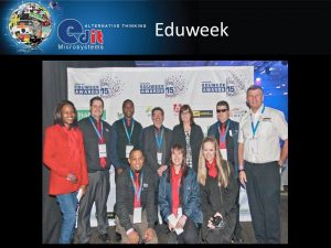 Edit Microsystems won ICT Supplier of the Year at EduWeek (6)