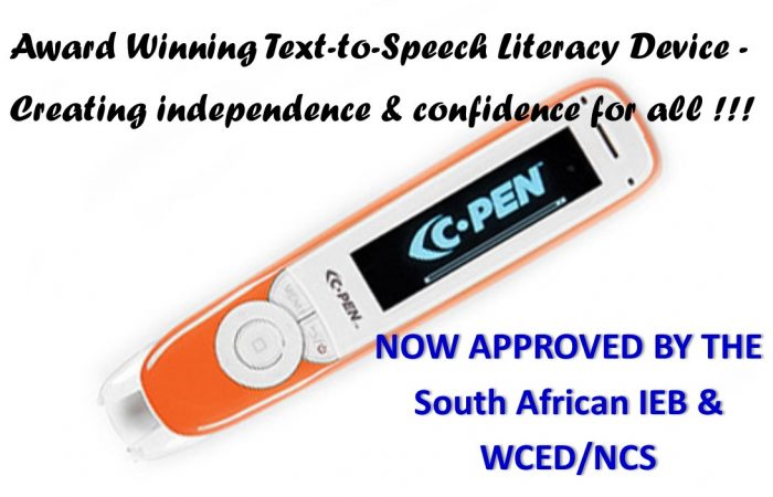C-Pen Exam Reader Pen (NOW APPROVED by SA IEB & WCED)