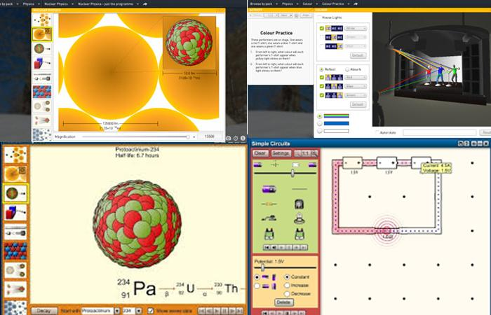Sunflower Learning – Physics Pack