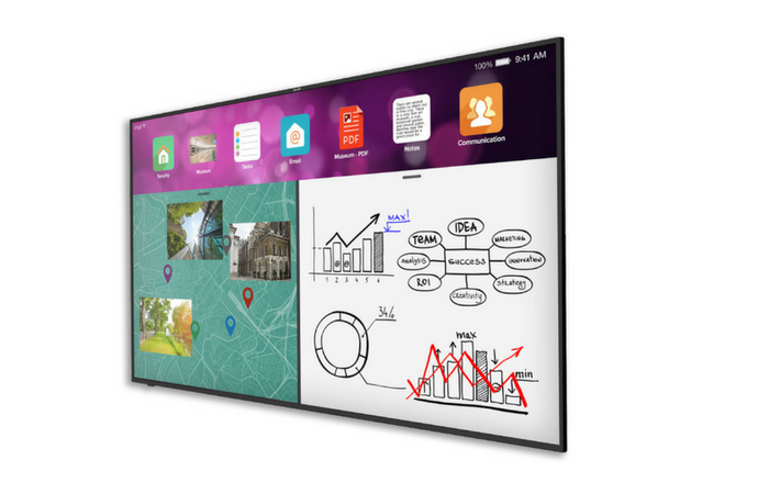 SMART Board® 2000 Pro series for Business