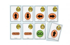 A5 Bee-Bot® Sequence Cards