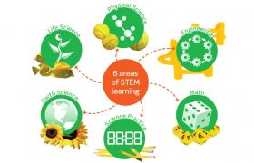 Living with STEM Program (Primary School)