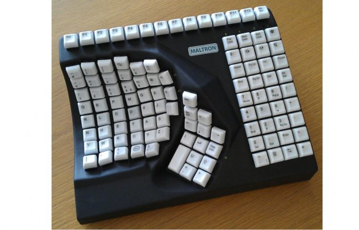 Single Handed Keyboards (Right or Left Hand Options)