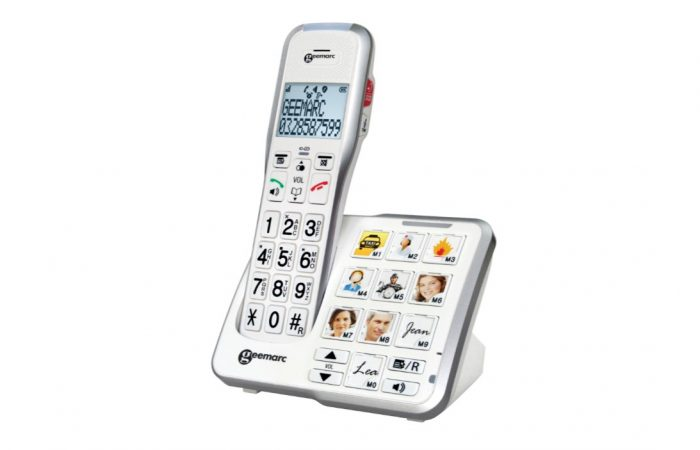 AMPLIDECT595 Cordless Phone