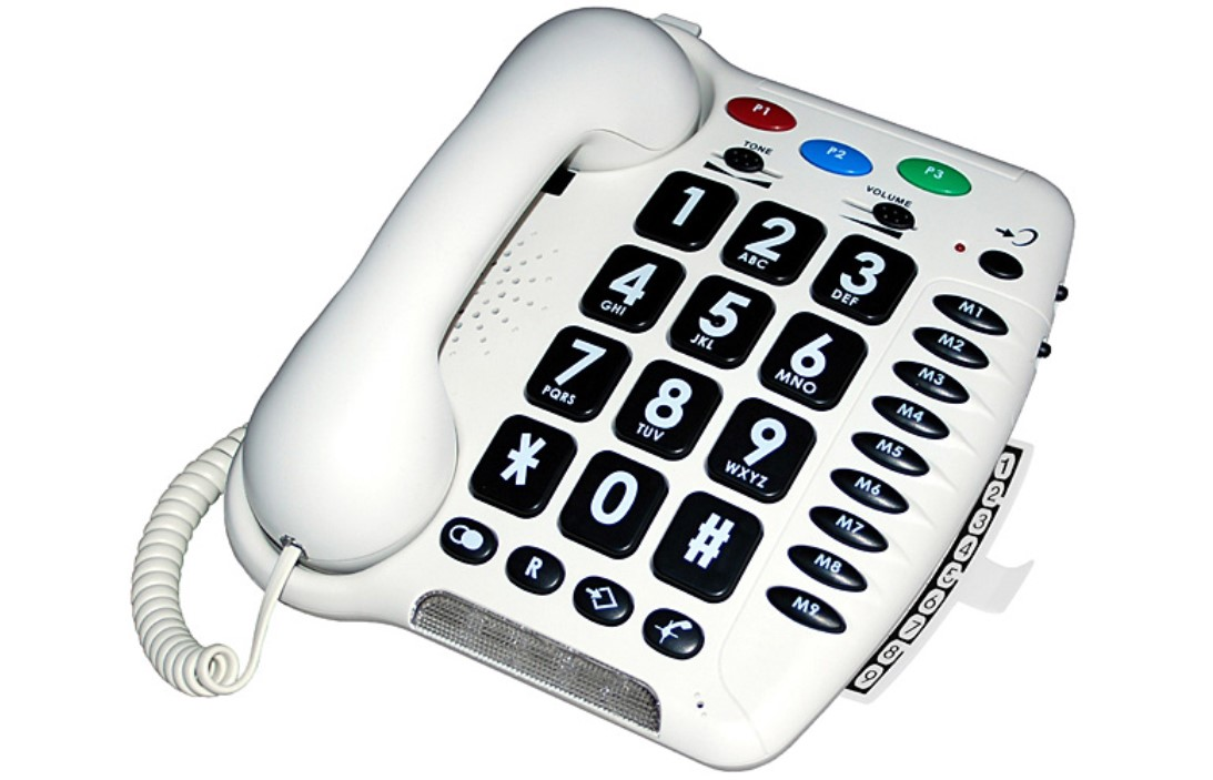 Geemarc CL100 Aplified Big Button Phone