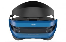 Acer VR Windows Mixed Reality Head Mounted Display (Headset)