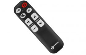 Geemarc TV5 Remote Control