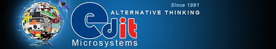 Edit Microsystems - A leading supplier of Corporate, Educational and Special Needs products