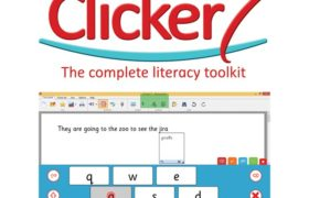 Clicker 7 Literacy Software