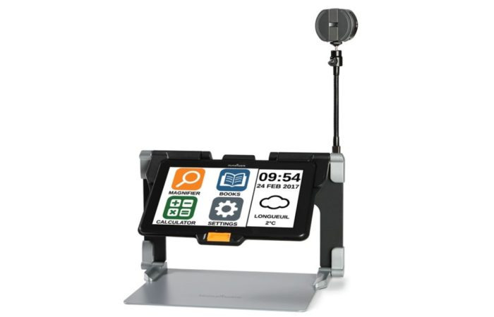 Connect 12 electronic magnifier (new gen.) distance viewing 10X