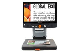 Reveal 16i Full HD digital magnifier with XY table