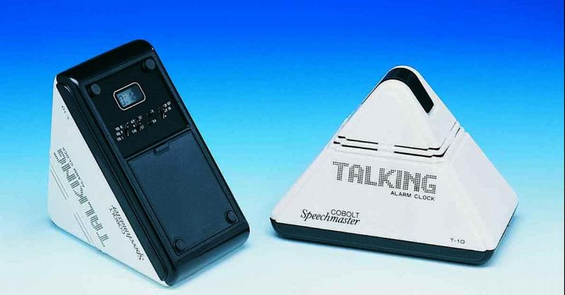Talking Clock T10