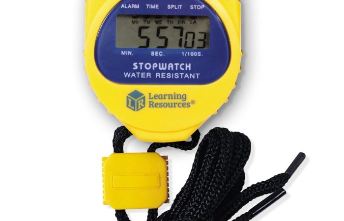 Big Digit Stopwatch