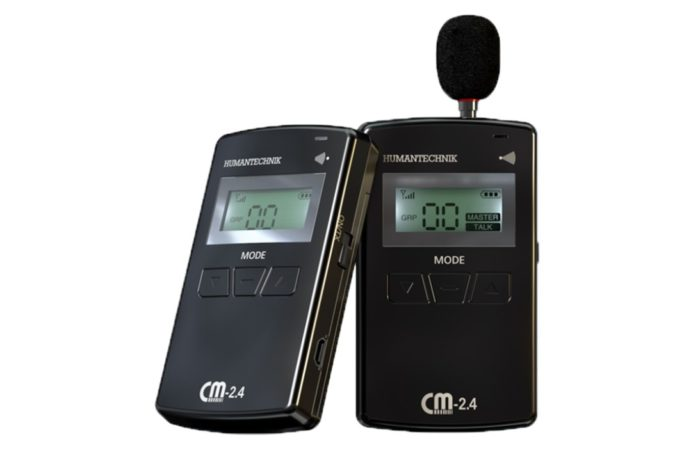 AUDIOropa CM 2.4 Personal Communication System