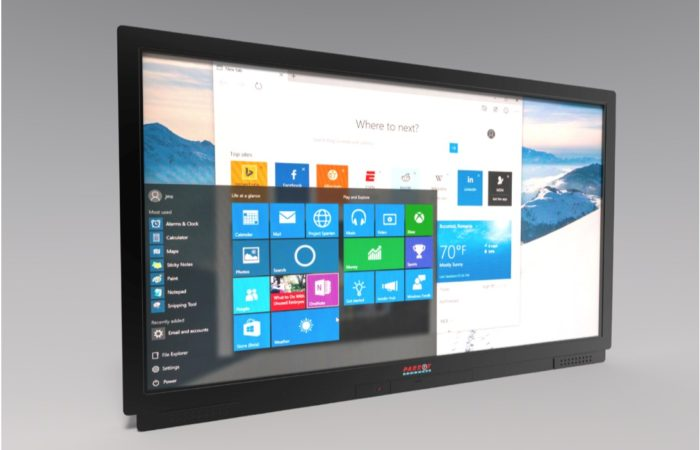 Parrot Interactive Touch LED Panel 86″ 4K (IBC)