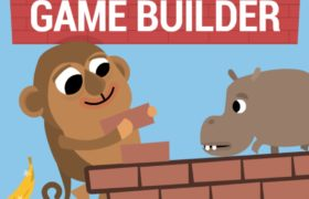 Game Builder with CodeMonkey